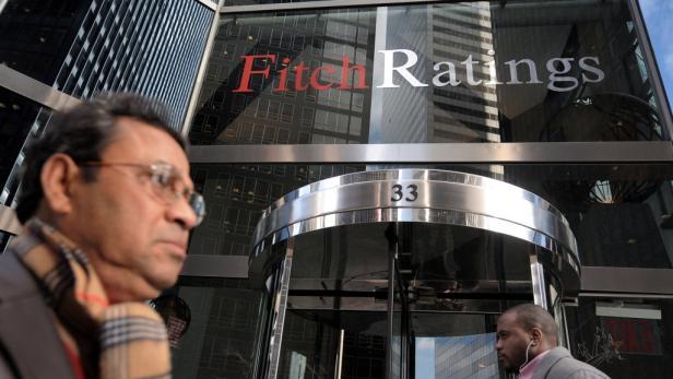 Fitch: Wenn die Banken untereinander keine Geschäfte mehr betreiben, wird es schwierig.