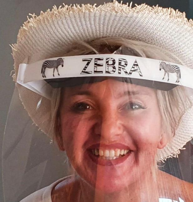 Lugner Zebra