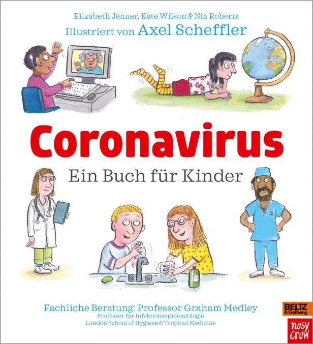 Corona Video Kinder