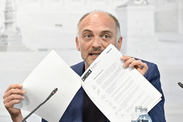 """SPÖ - """"ROTES FOYER-KULTUR IST SYSTEMRELEVANT"""": SCHLEINZER"""