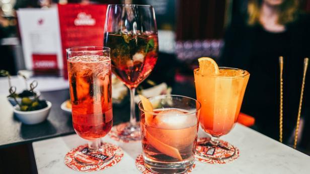 Campari Bar…