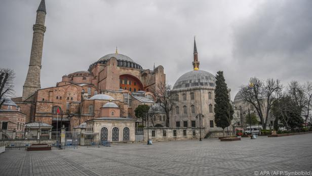 Hagia Sophia war die größte christliche Kirche