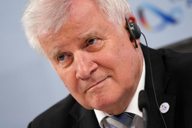 Germany Leads EU Interior Ministers Conference During The Coronavirus Pandemic