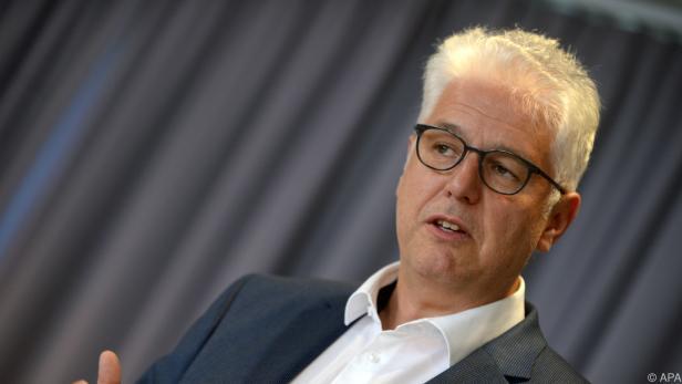 Obmann der ÖGK, Andreas Huss