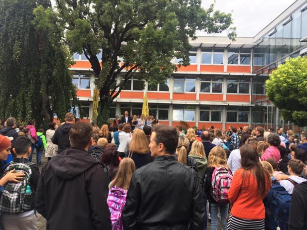 Schulstart unter Corona-Maßnahmen in Ost-Österreich