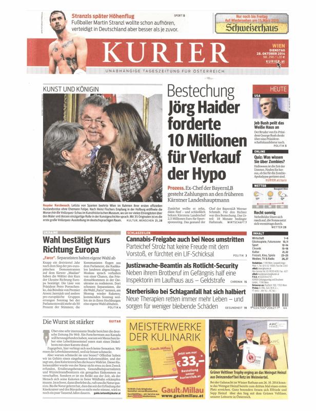 Zeitung At