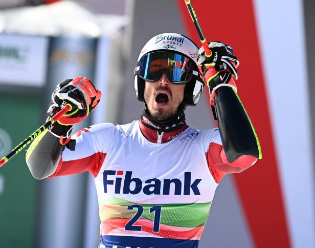 FIS Men's Giant Slalom in Bansko