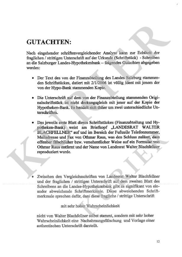 Zocker-Vollmacht ist gefälscht | kurier.at