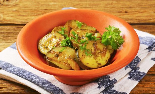 Sommerküche Jamie Oliver : Für heiße tage: melonen feta minze salat von jamie oliver kurier.at