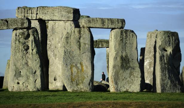 Stonehenge Fakten