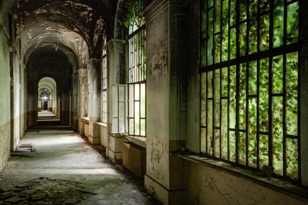 madhouse hallways - it…