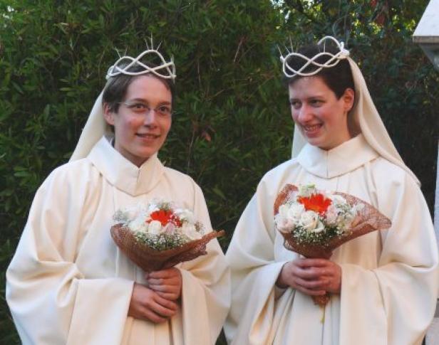 Braut Jesu: Wagner ging als Jugendliche in der Liebe für Jesus auf