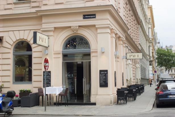 Paul, 1010 Wien, neues Restaurant