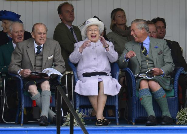 From the Files: Queen Elizabeth's 90th Birthday