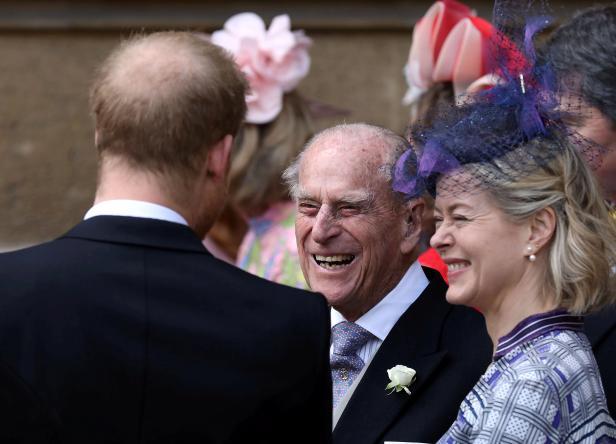 FILE PHOTO: Britain's Lady Gabriella Windsor's wedding