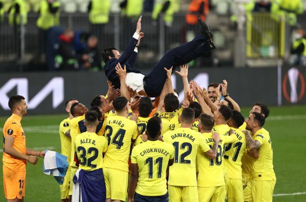 Europa League Sieger