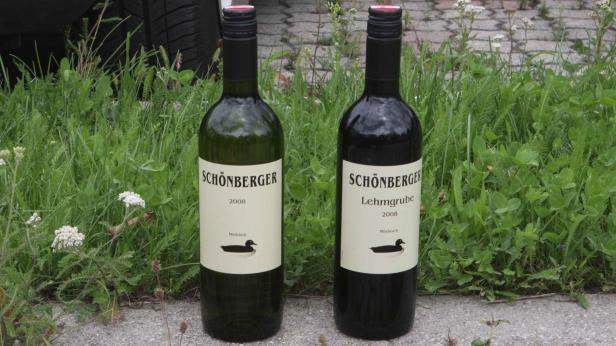 Günther Schönberger wohnt ein Drittel des Jahres in Mörbisch, ein Drittel in der Steiermark und ein Drittel verbringt er auf Verkaufstour