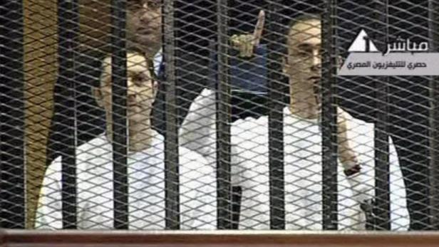 Hosni Mubarak: Im Krankenbett zum Prozess