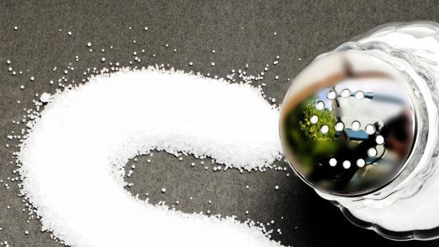 Salzsteuer und Salz als S…