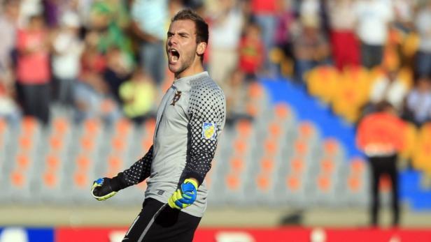 Fünf Tore: Der Brasilianer Henrique erzielte im Semifinale beide Treffer und führt die WM-Torschützenliste an.