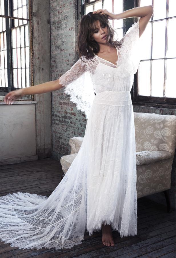 In diesem Onlineshop findet jede Frau ein Brautkleid   kurier.at