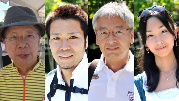 Japaner in Wien: Knapp 128.000 kommen jährlich nach Wien. Die Nase haben jedoch die deutschen Besucher vorne: 2,3 Millionen Nächtigungen gingen 2010 auf ihr Konto.