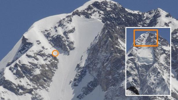Gipfelsieg am K2: Gerlinde Kaltenbrunner
