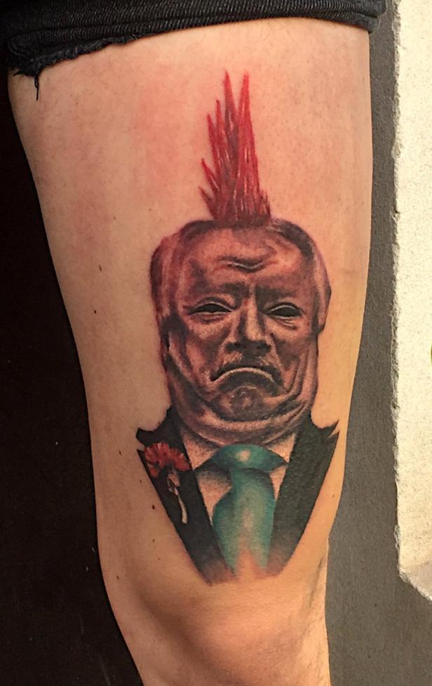Tattoo Häupl…