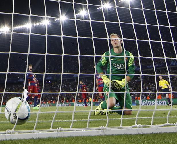 GEORGIA SOCCER UEFA SUPER CUP