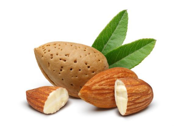 Almonds, Mandeln…