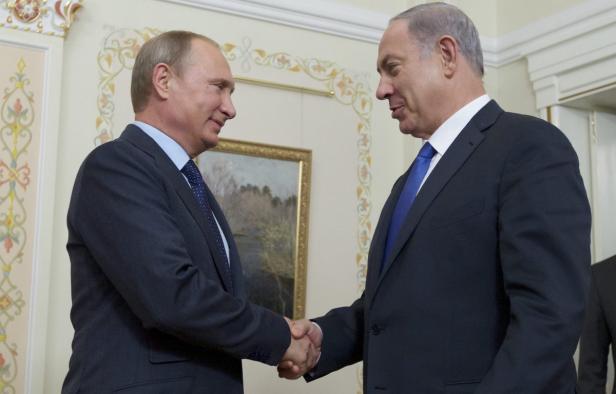 RUSSIA ISRAEL DIPLOMACY