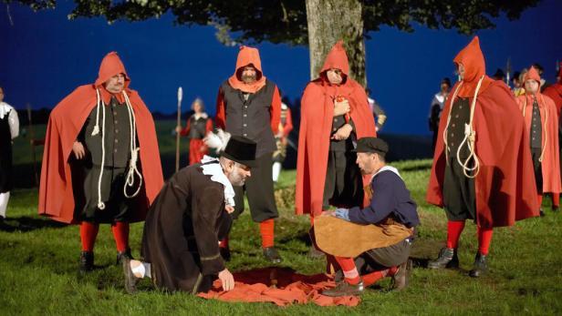 Im Weißen Rössl: Das Lehár Festival dauert bis 4. September.