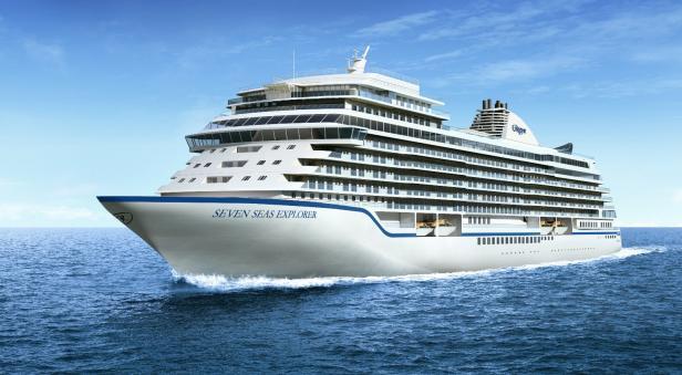 Regent Seven Seas Kreuzfahrten