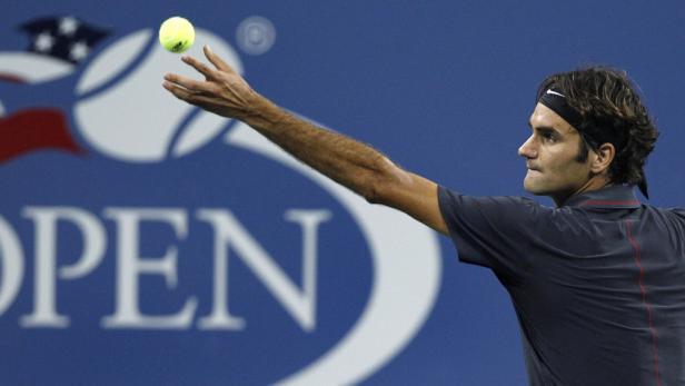 Das Grand-Slam-Turnier in New York konnte plangemäß starten.