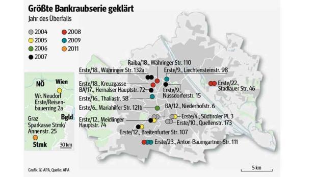 Duo: Vulnet H. (li.) sitzt seit 2009 in Stein, Nuri N. wurde heuer gefasst.