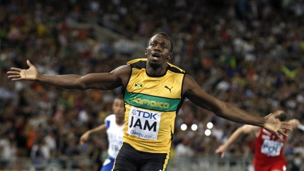 Schnell: Die jamaikanische Rekord-Staffel