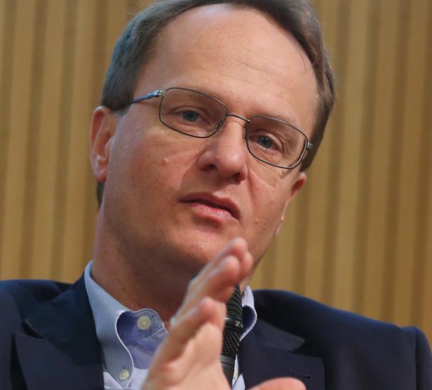 Markus Hengstschläger am 15.1.2014 im gesundheitst…