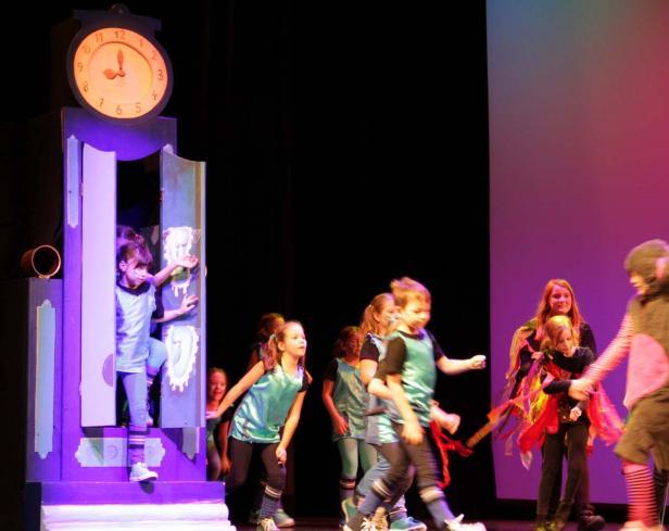 Rabauki-Musical: Lilly und der Zeitgeist