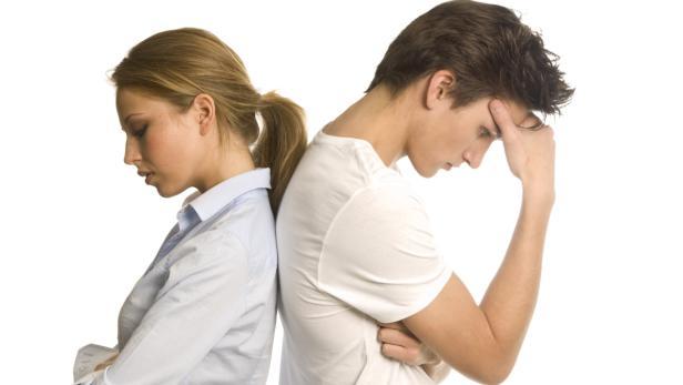 Unglückliche Ehe Macht Krank