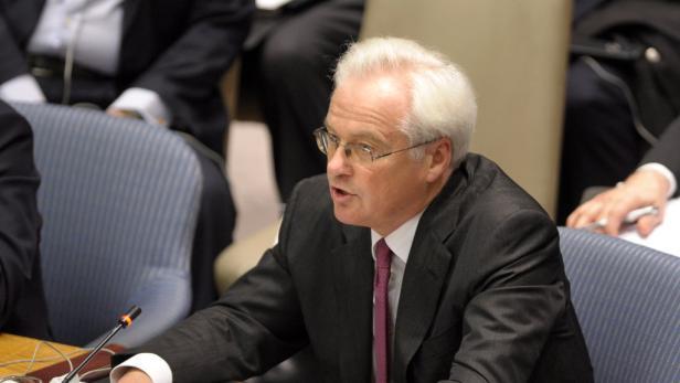 "Russlands Botschafter: ""Gebot der Nichteinmischung beachten"""