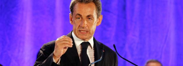 Nicolas Sarkozy, former head of the Les Republicai