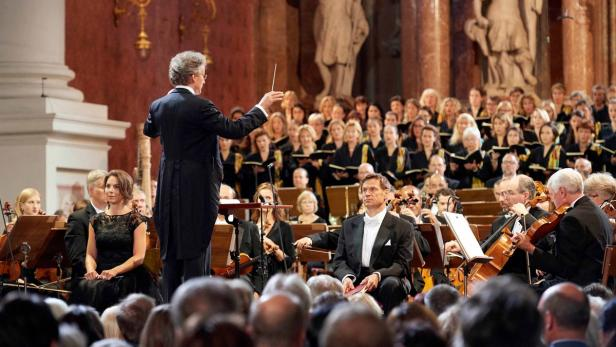 Cleveland Orchester in St. Florian…