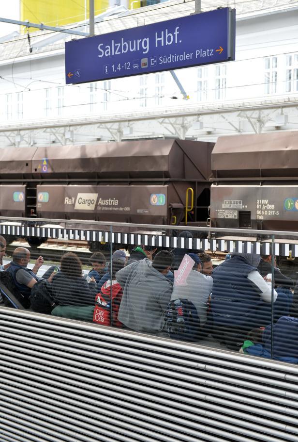 Werden Züge Kontrolliert
