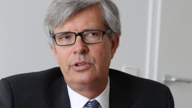E-Control-Vorstand Walter Boltz