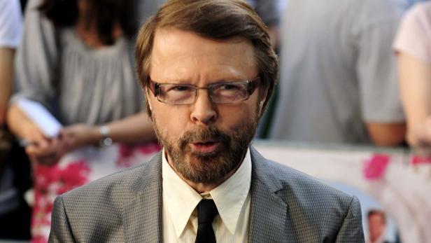 Ulvaeus, former member of Swedish pop group 'ABBA'