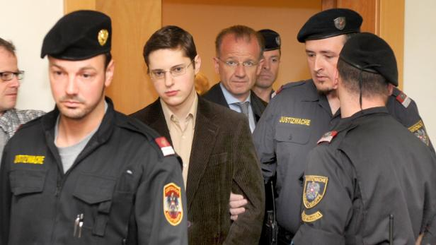 Mordprozeß Philipp Korotin Verteidiger Ernst Schi…