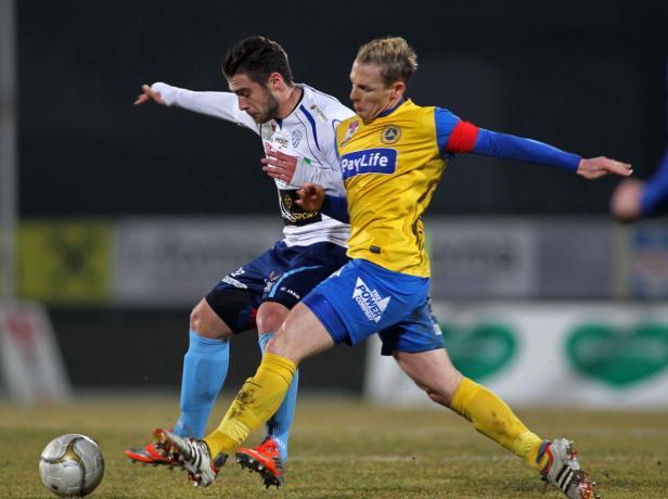 Fussball , TSV Hartberg - First Vienna FC
