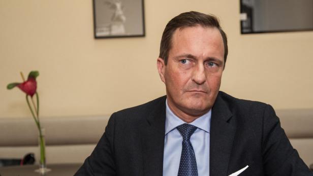 Manfred Juraczka, Wiener ÖVP-Obmann :