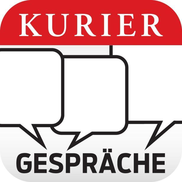 Logo KURIER Gespräche…