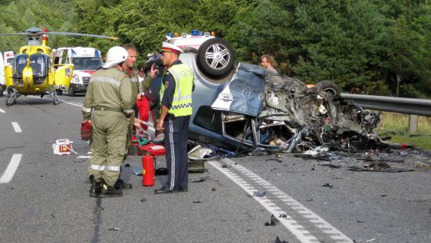 29. Juli 2011: Ein 27-Jähriger verursacht unter Drogeneinfluss einen Unfall, bei dem ein Fahrer starb